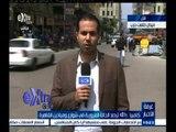 #غرفة_الأخبار | كاميرا سي بي سي اكسترا ترصد الحالة المرورية من ميدان طلعت حرب