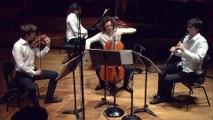 Olivier Messiaen : Quatuor pour la fin du temps par l' Ensemble Messiaen