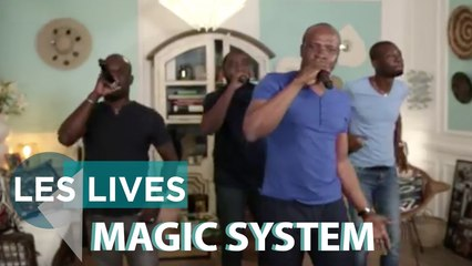 Magic System - Live & Interview