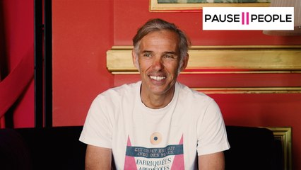 L'interview Pause People de Paul Belmondo