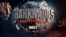 Sharknado 5 Global Warming: Teaser Trailer | SYFY