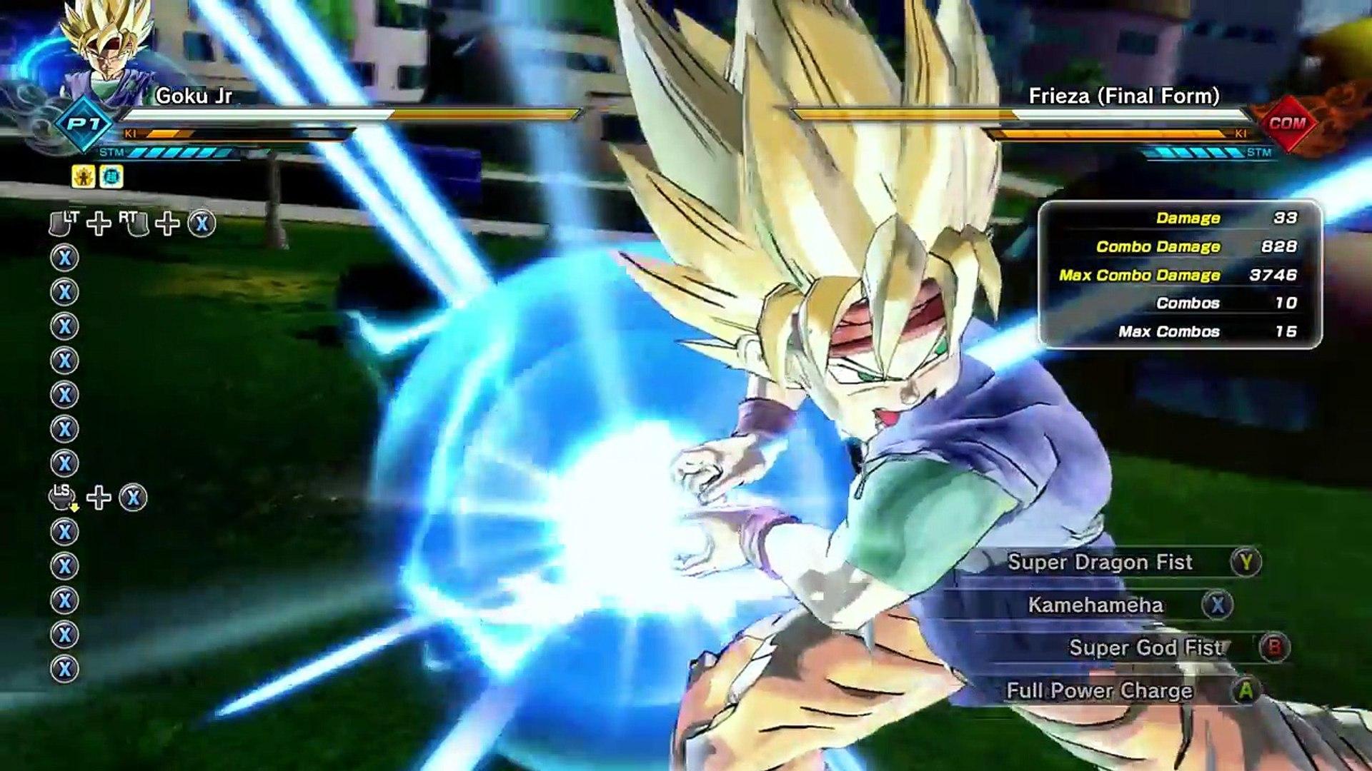 PLAYING AS SHENRON (MASSIVE GLITCH) Dragon Ball Xenoverse 2 Mods   Pungence
