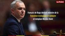 Le parcours politique de François de Rugy