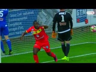 Résumé du match Quevilly-Rouen Métropole 2-0 USL Dunkerque : LA MONTEE EN LIGUE 2 !