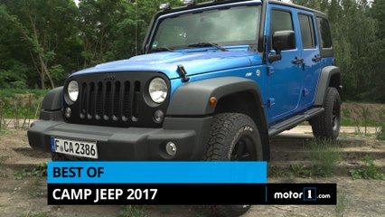Camp Jeep 2017 - Best of