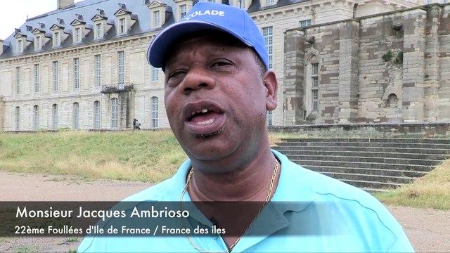 La course du Ti-punch au Château de Vincennes dimanche 2 juillet 2017