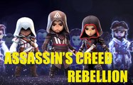 ASSASSIN'S CREED: REBELLION - Mobile Teaser - Ubisoft