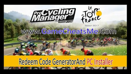 Pro Cycling Manager 2017 DLC Code Free - Tutorial