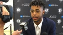 D'angelo Russell Just Cant Stop Snitching!