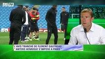 Florent Gautreau est séduit par Antero Henrique