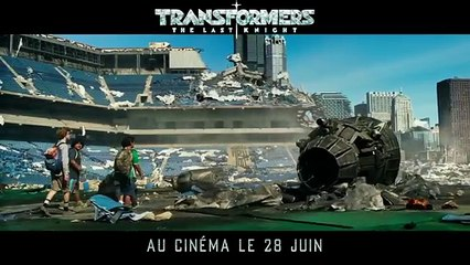 TRANSFORMERS THE LAST KNIGHT Bande Annonce VF (Nouvelle  2017)