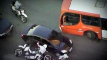 Top 10 Persecuciones, Soprendentes persecuciones policiales de coches, motos... en cámara