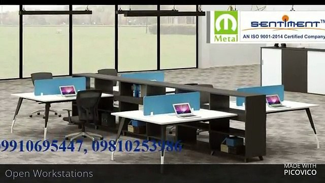 Office Furniture Company, Best Office Furniture Video, Office Table, Office Workstations Video