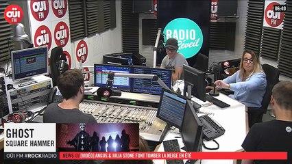 La radio OUI FM en direct vidéo /// La radio s'écoute aussi avec les yeux (3320)