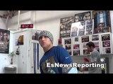 Vasyl Lomachenko on watching orlando salido fights - EsNews Boxing