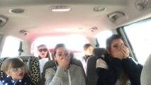 La réaction de ces 5 soeurs quand elles apprennent qu'elles partent en croisières! Belle surprise