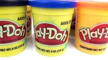 Bulle gâteau les couleurs guppys Apprendre entaille jouer jouet avec Jr doh surprises acheteurs toppers