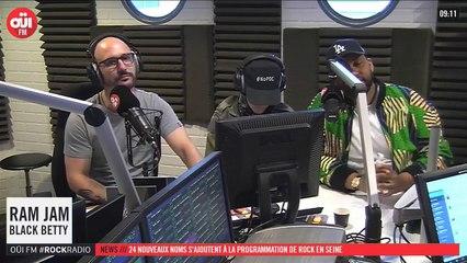 La radio OUI FM en direct vidéo /// La radio s'écoute aussi avec les yeux (3326)