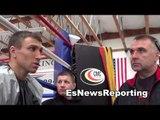 Vasyl Lomachenko message to orlando salido EsNews Boxing