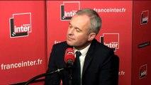 """François de Rugy """"Notre engagement, c'est de remettre en jeu les postes à responsabilité à l'Assemblée nationale mi-mandat"""