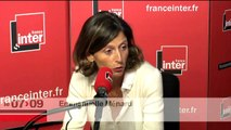 """Emmanuelle Ménard """"La discrimination positive envers les femmes n'est pas forcément mon cheval de bataille"""""""