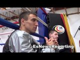 Vasyl Lomachenko vs orlando salido Vasyl Lomachenko talks fight EsNews Boxing