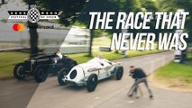 From Brooklands to Goodwood Festival of Speed