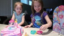 Shopkins Glitzi Globes Toy Review ns Snow Globes at home!