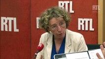 Muriel Pénicaud répond aux questions des auditeurs le 28 juin 2017