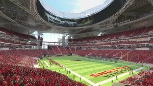 Why The Atlanta Falcons' Futuristic New Stadium Has Throwback Pricing