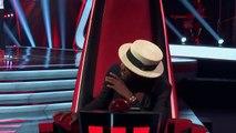 "Chris Rio sings ""Love don't lie"" - Blind Auditions - The Voice Nigeria Season 2"