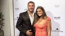 Jax taylor and Brittany Cartwright 3rd Annual #LoveCampaign Party Red Carpet