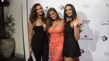 Katie Maloney, Brittany Cartwright, Scheana Marie 3rd Annual #LoveCampaign Party Red Carpet