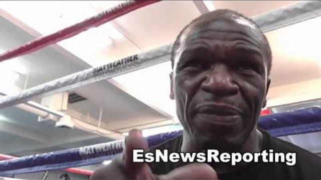 Mikey Garcia vs Floyd Mayweather What Big Floyd Has To Say EsNews Boxing
