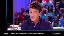 Martin Weill dévoile une séquence de Gilles Bouleau en caleçon à ses débuts à la télévision (vidéo)