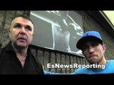 Vasyl Lomachenko on fighting orlando salido EsNews Boxing