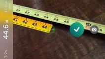 AR Measure, un mètre à mesurer en réalité augmentée