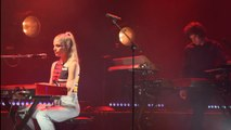 "London Grammar chante ""Oh woman oh man"" - Les concerts de France Inter"