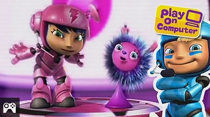 Cbeebies Kerwhizz game with Whizz and Snout