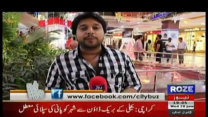 Eid Kay Rung on Roze News - 28th June 2017