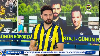 Mehmet Ekici FB TV Röportajı 28/06/2017