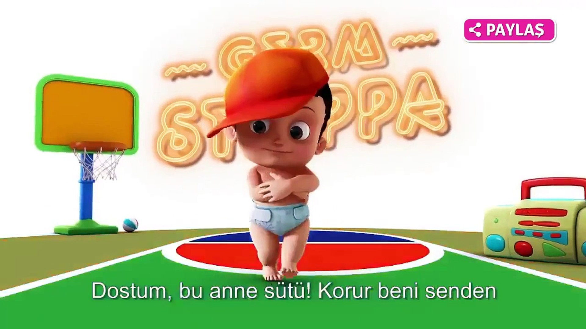 Nestle Bebek Reklamı  Full İzle Sütüm Annemden Büyümesi Benden Dans Eden Bebekler Harika,Çizgi film