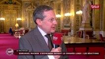 Congrès : « Si Emmanuel Macron affaiblit Edouard Philippe, il se tire une balle dans le pied » selon Philippe Bas