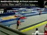Qualifications Championnats d'Europe 2006 de tumbling