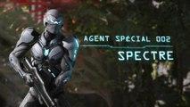 Paragon - Annonce de Spectre