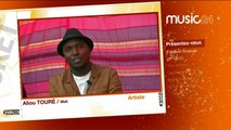 MUSIC 24 - MALI : Aliou Toure, Chanteur Songhoy Blues
