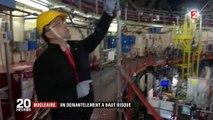 Nucléaire : un démantèlement à haut risque