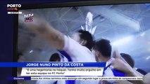 """Pinto da Costa """"Ficam na história do FC Porto"""""""