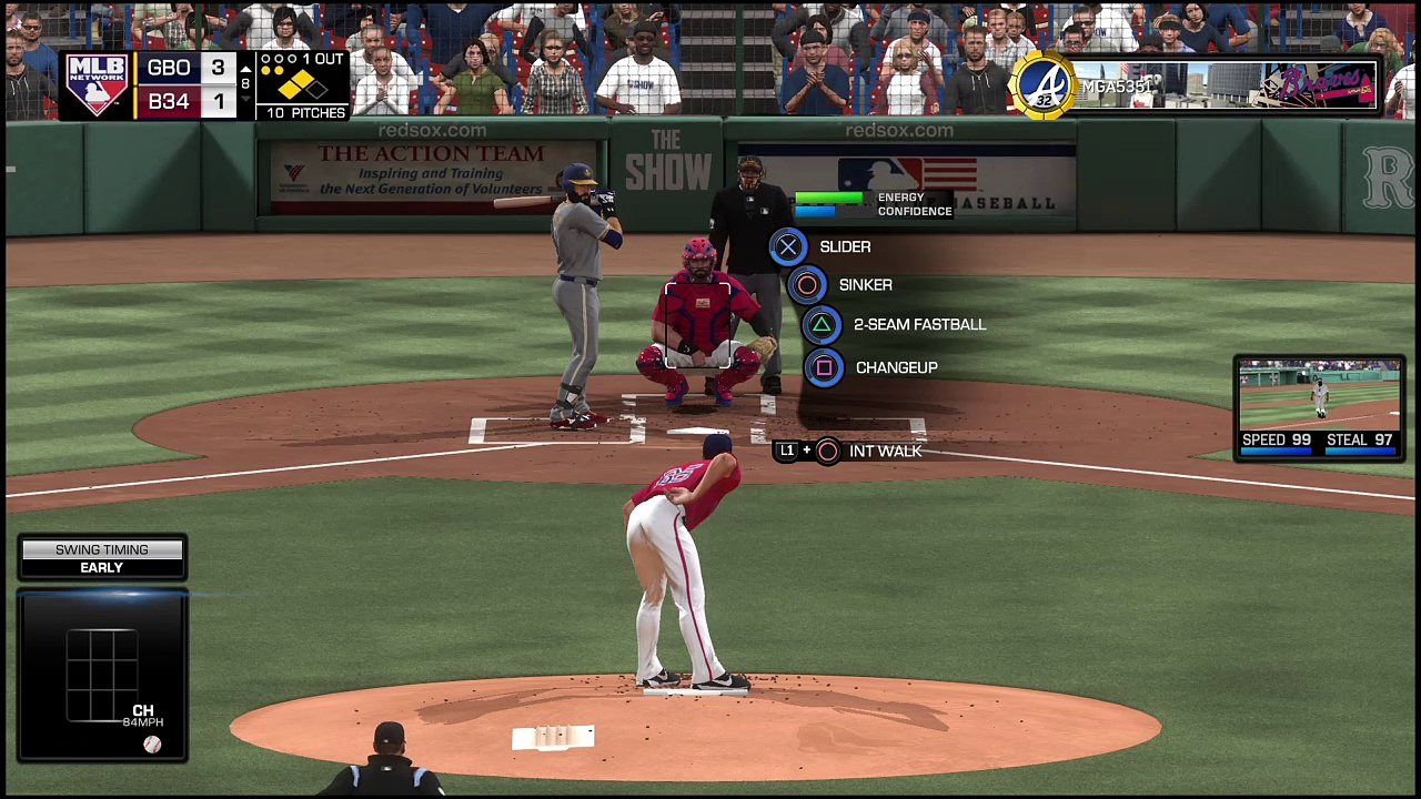 MLB Physics