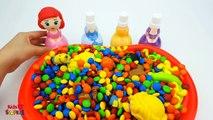 Apprendre les couleurs pour enfants animaux doigt la famille garderie rimes